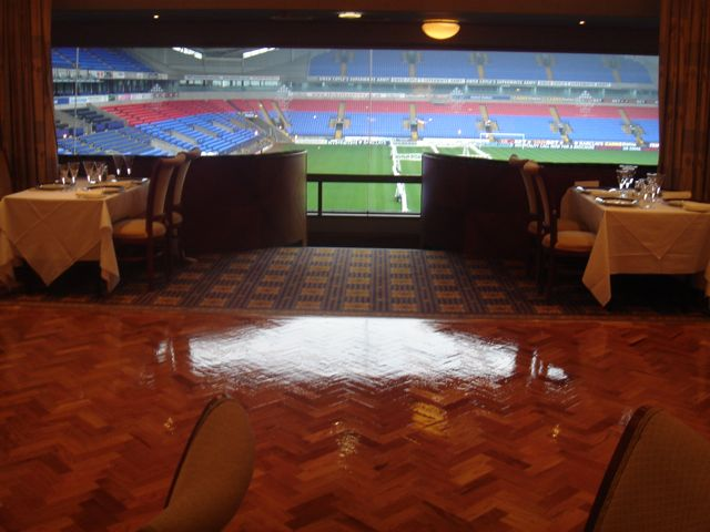 The Reebok Stadium - Bolton
