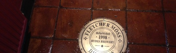 Fletcher Moss Pub Didsbury – Floorsand/tiles polish and seal