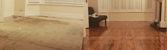 Woodfloor sand and polish | Waterloo | Liverpool