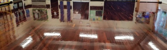 Primary School Oldham | Commercial Wood Floor Sanding and Polish