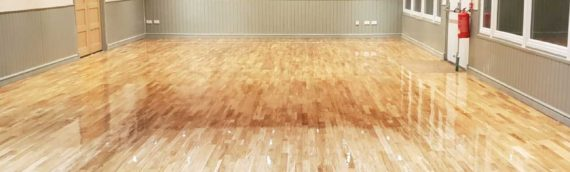Middleton Cricket Club | Commercial Wood Floor Sanding and Varnish