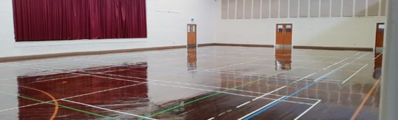 Sports Hall Longsight | Commercial